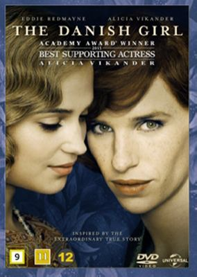 The Danish girl [Videoupptagning] : a film