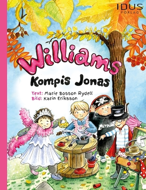 Williams kompis Jonas