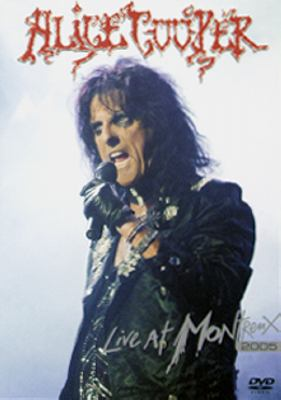 Alice Cooper live at Montreux 2005