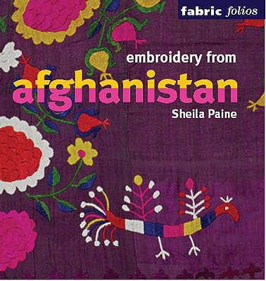 Embroidery from Afghanistan