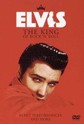 Elvis - the king of rock 'n' roll [Videoupptagning] : #1 hit performances and more