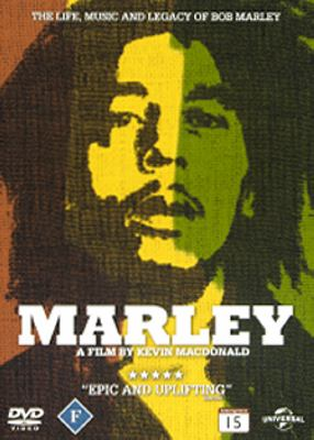 Marley [Videoupptagning] : the life, music and legacy of Bob Marley