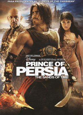 Prince of Persia [Videoupptagning] : the sands of time