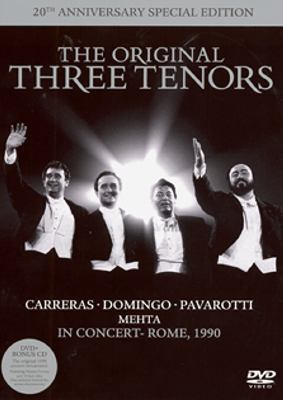The original three tenors