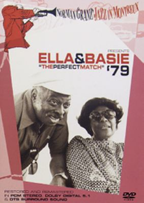 "Ella & Basie in concert - ""The perfect match"" [Videoupptagning]"