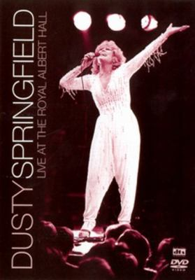 Dusty Springfield live at the Royal Albert Hall