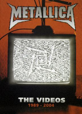Metallica - the videos 1989-2004 [Videoupptagning]