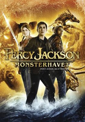 Percy Jackson - Sea of monsters [Videoupptagning] = Percy Jackson - Monsterhavet