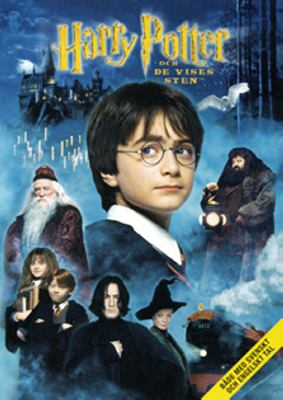 Harry Potter and the philosopher's stone [Videoupptagning] = Harry Potter och de vises sten