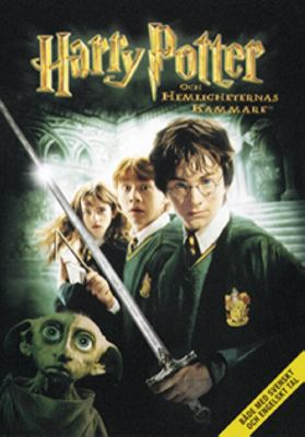 Harry Potter and the chamber of secrets [Videoupptagning] = Harry Potter och hemligheternas kammare