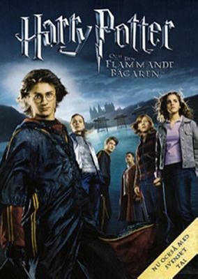 Harry Potter and the goblet of fire [Videoupptagning] = Harry Potter och den flammande bägaren